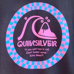 Quicksilver Echo Beach t shirt